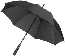 """Automaticky otvíraný deštník Riverside, 23"""", větruvzdorný černý"""
