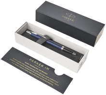 IM kuličkové pero modrá