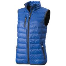 Lehká péřová vesta Fairview modrá