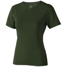 Tričko Nanaimo armádně zelené