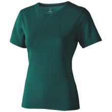 Tričko Nanaimo tmavě zelené
