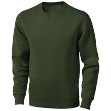 Unisex mikina Surrey armádní zelená